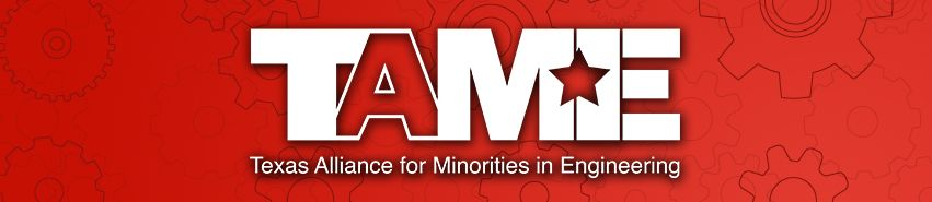 TAME Newsletter Header Red Gears