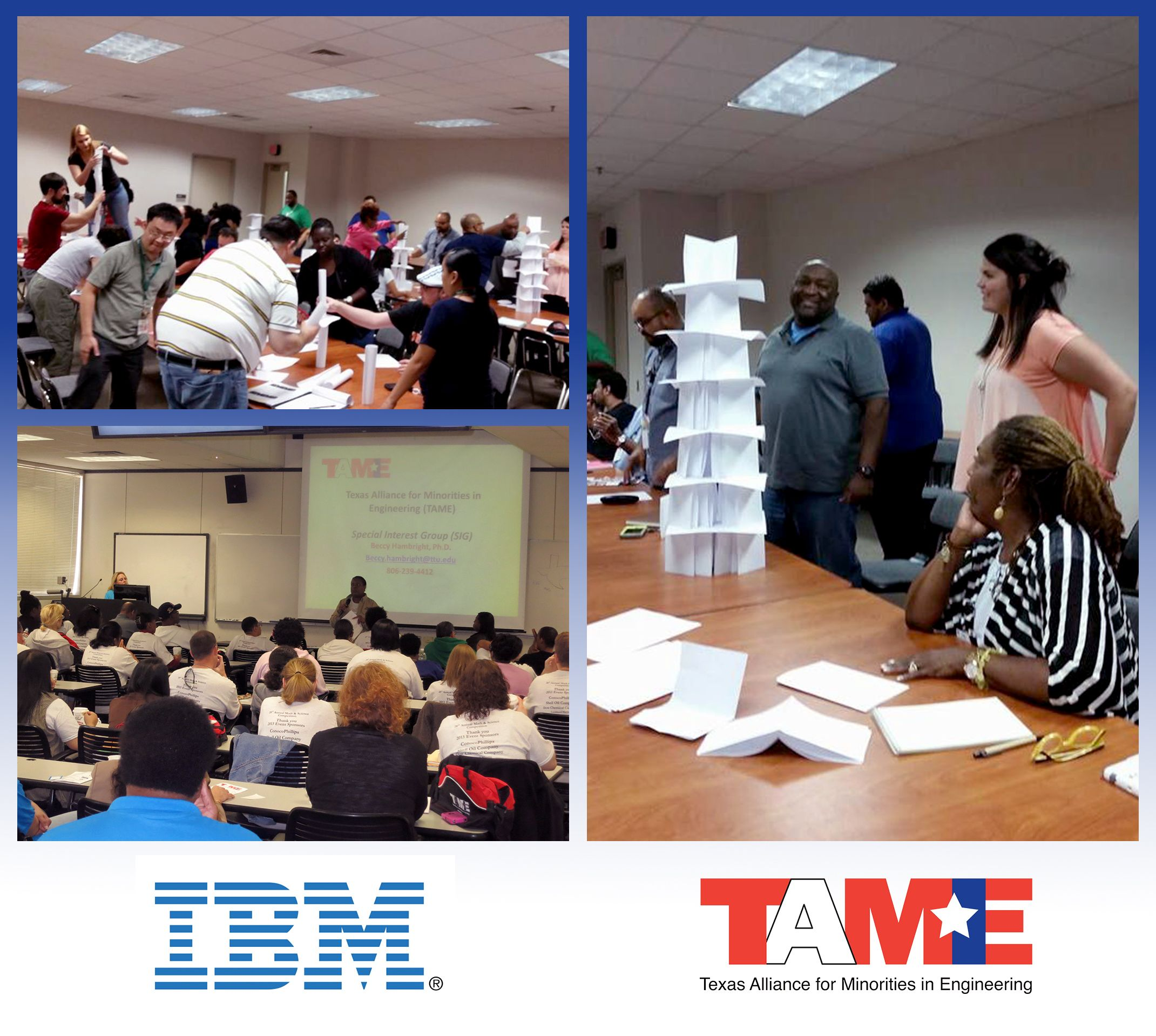 IBM Awards $5000 to Support Texas Teachers