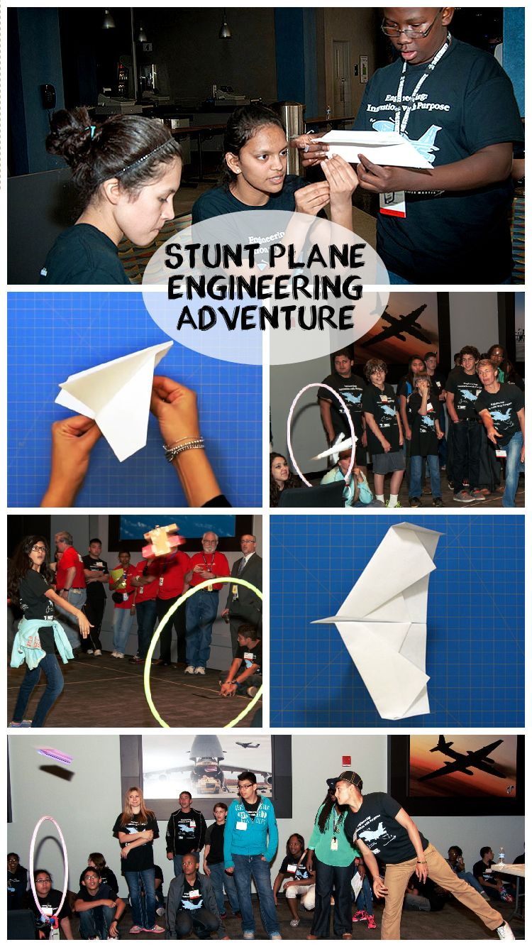 TAME Engineering Adventure: Stunt Plane State Challenge