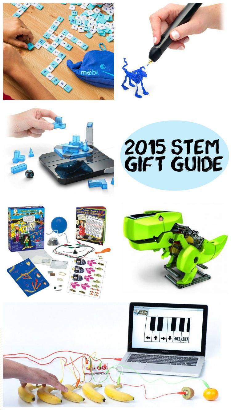 TAME 2015 Holiday STEM Gift Guide