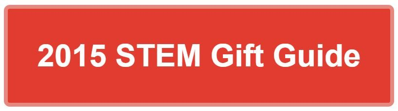 TAME's 2015 Holiday STEM Gift Guide