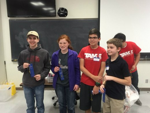 The 2016 TAME San Angelo STEM Competition was hosted at Angelo State University on January 20 and February 10, 2016.