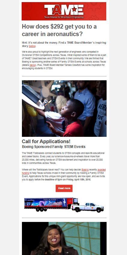 newsletter 2016 03 screenshot