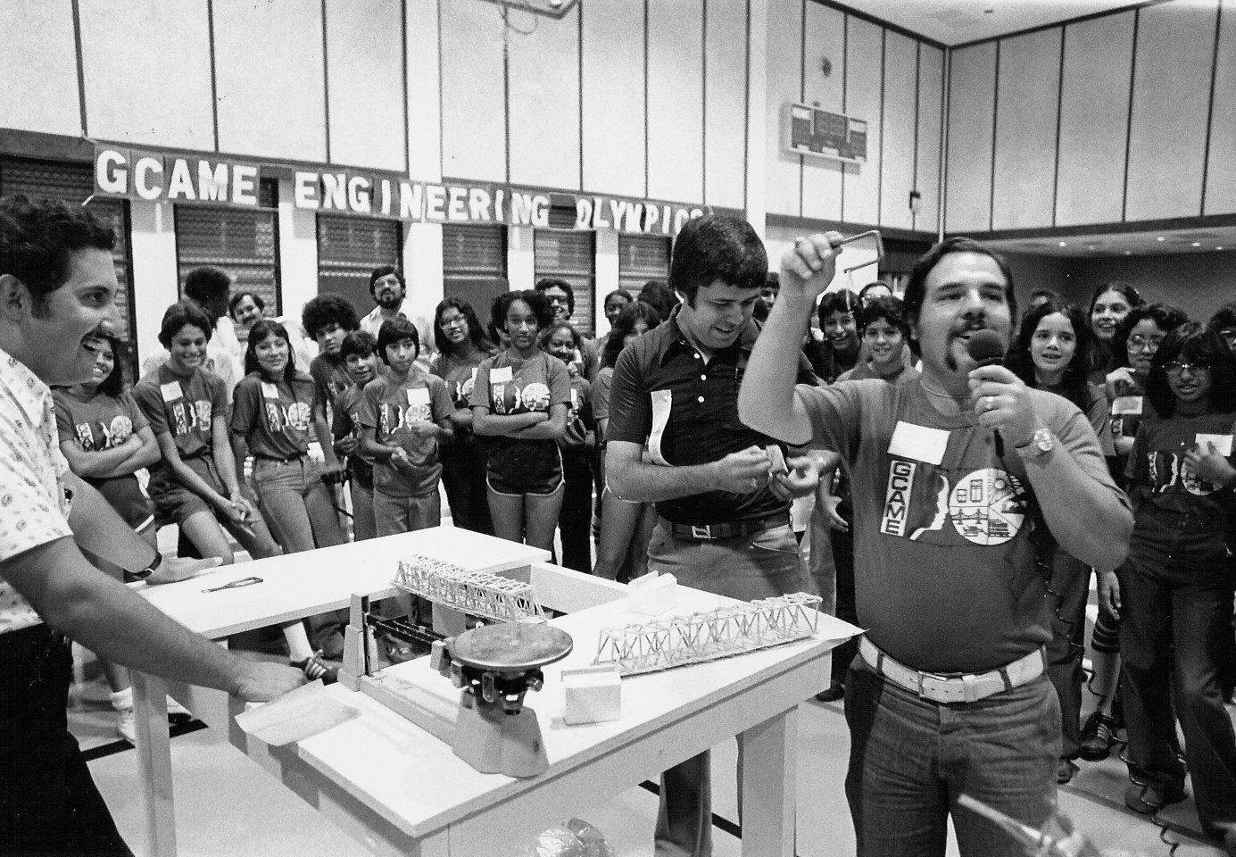 gctame engineering olympics 1980s