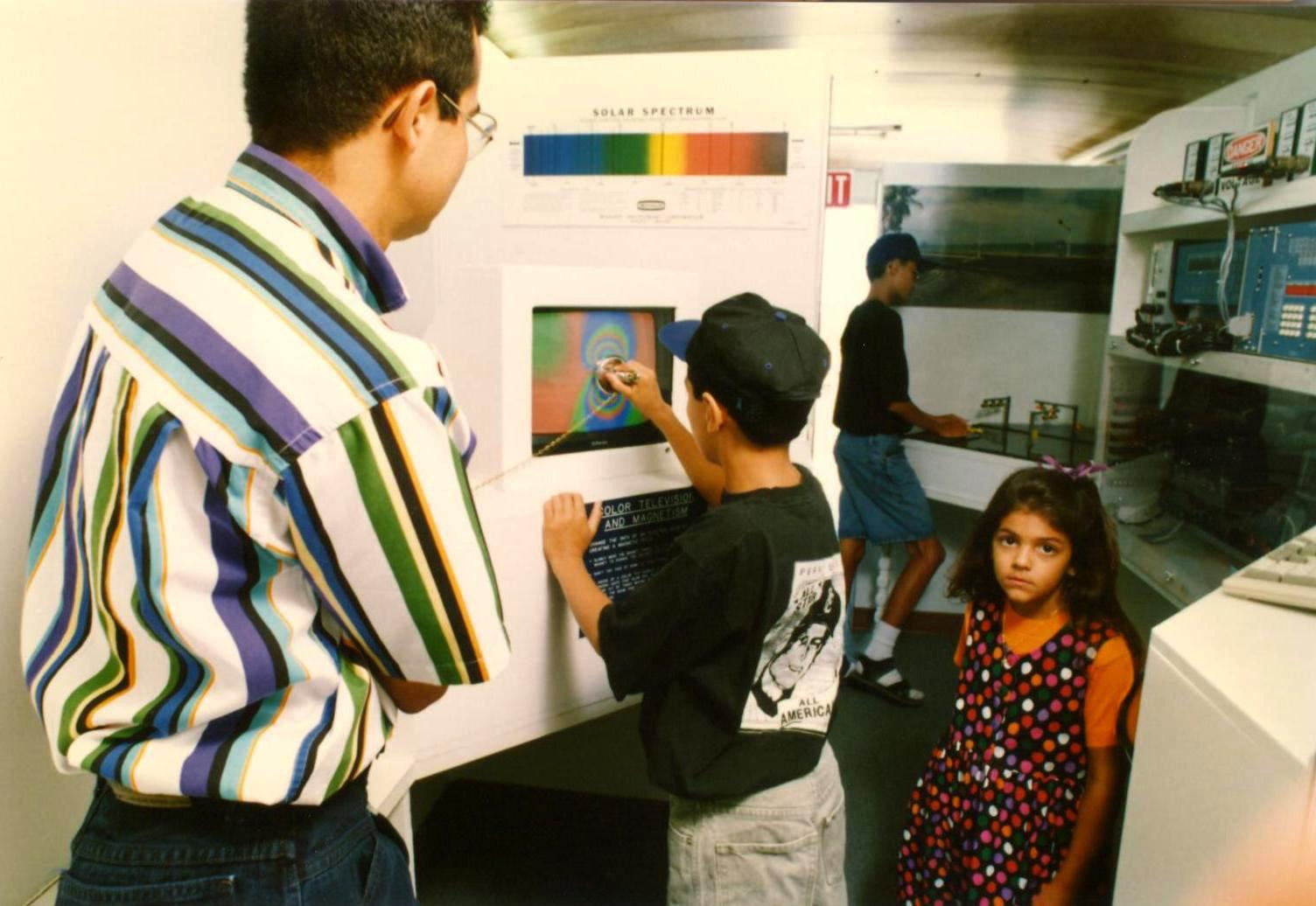tametrailer 1993 spectrum