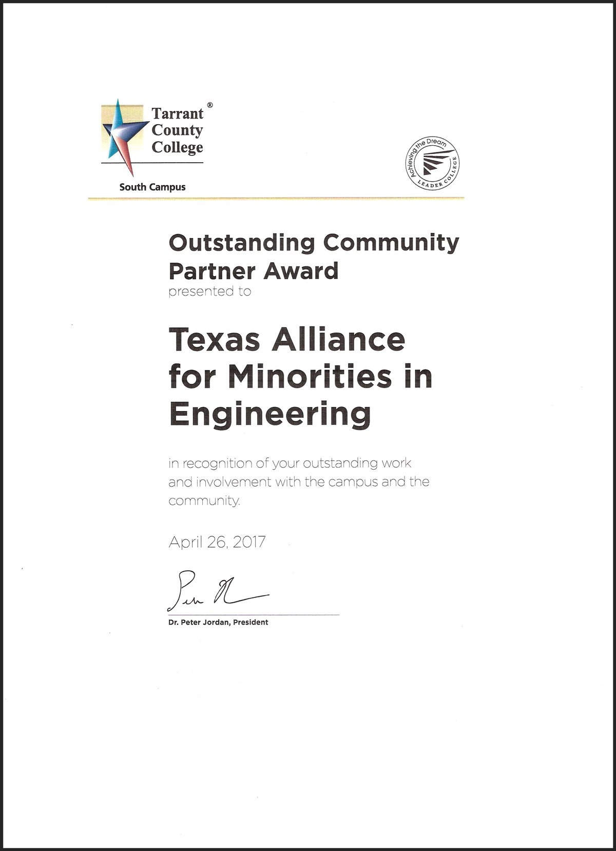 tcc outstanding community partner tame 04 25 17 v2